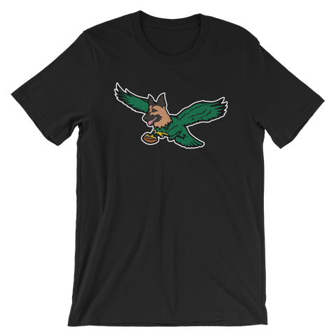 Dogmask Eagle - T Shirt