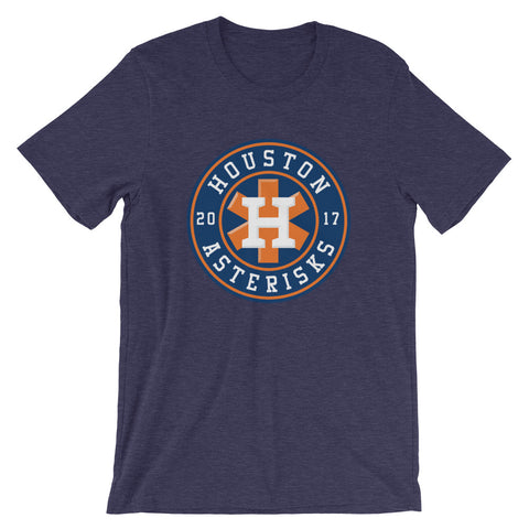 Houston Asterisks - T-Shirt