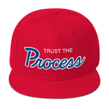 Trust The Process -Snapback Hat