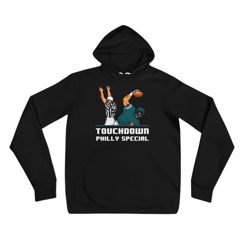 Touchdown Philly Special - Hoodie