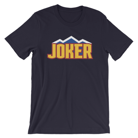 Joker Mountains - T-Shirt
