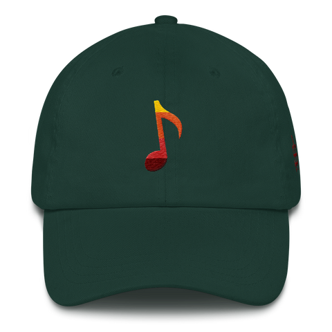 Utah Sunset Note - Dad Hat