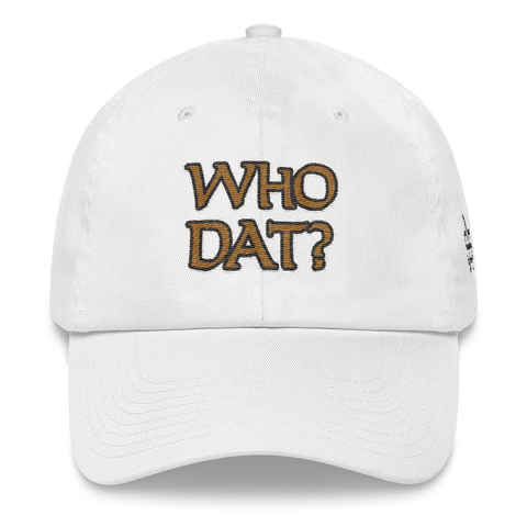 Who Dat? - Dad hat