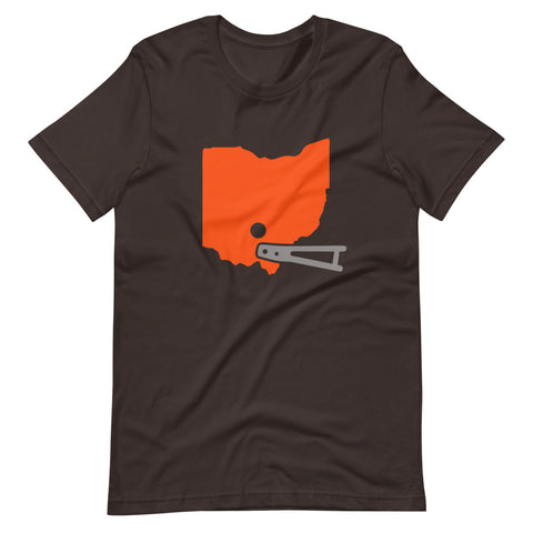 Ohio Retro Helmet - T-Shirt