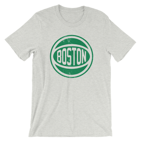 Boston, Retro Ball - T-Shirt