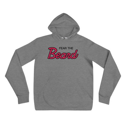 Fear The Beard - Hoodie