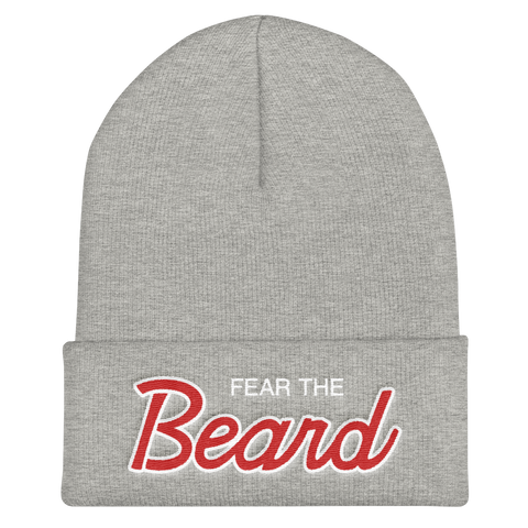 Fear The Beard - Cuffed Beanie