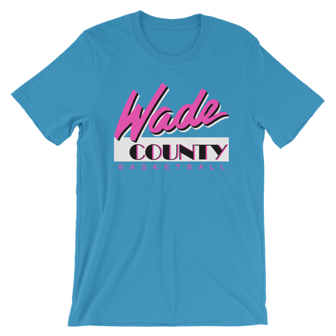 Wade County Basketball - T-Shirt