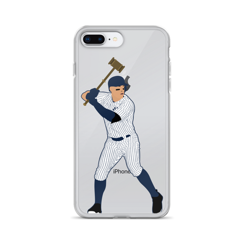 The Judge - iPhone Case