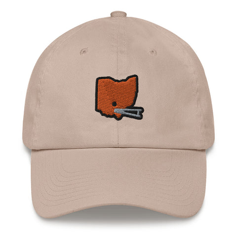 Ohio Retro Helmet - Dad hat