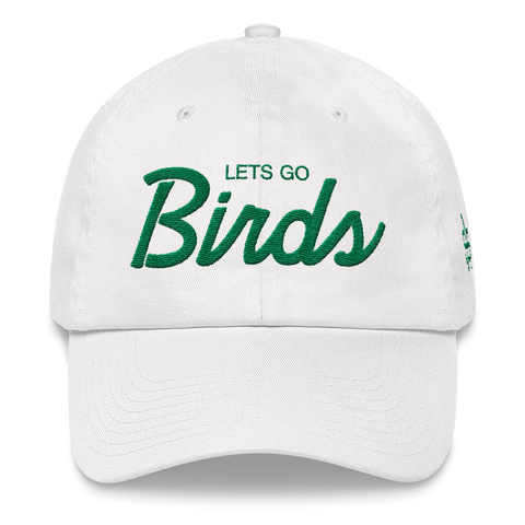 Lets Go Birds - Dad hat