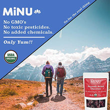 Load image into Gallery viewer, MiNU Organic Dates (16 oz (1 lb) #1 Paleo snack, MiNU Mindful Nutrition, No Sulfur, No Added Sugar, Dried, Superfood, Raw, Paleo, Vegan, NonGMO, Gluten Free gomix