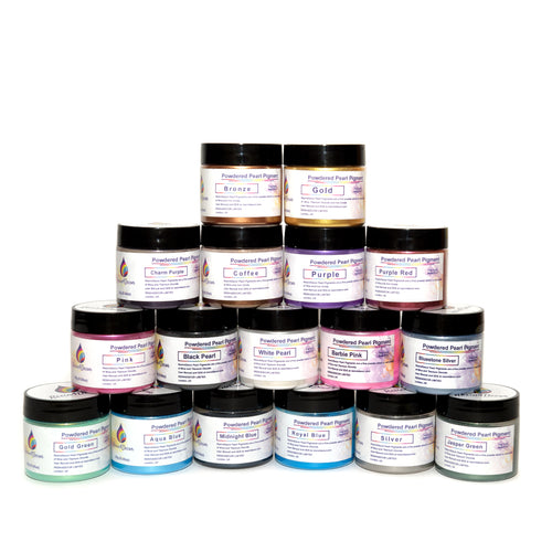 RESIN4DECOR Pearlescent Powdered Mica Pigment