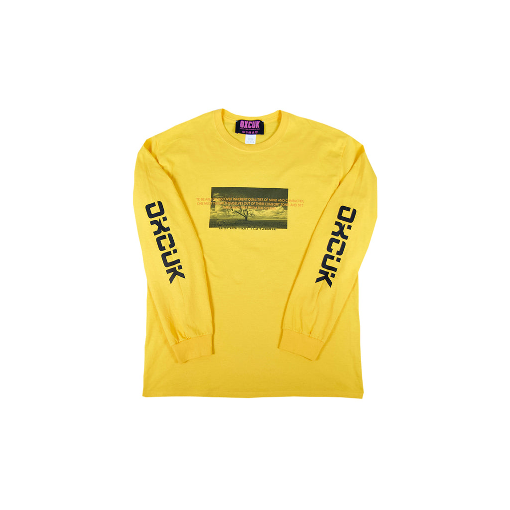 SYSTEM LONG SLEEVE - YELLOW