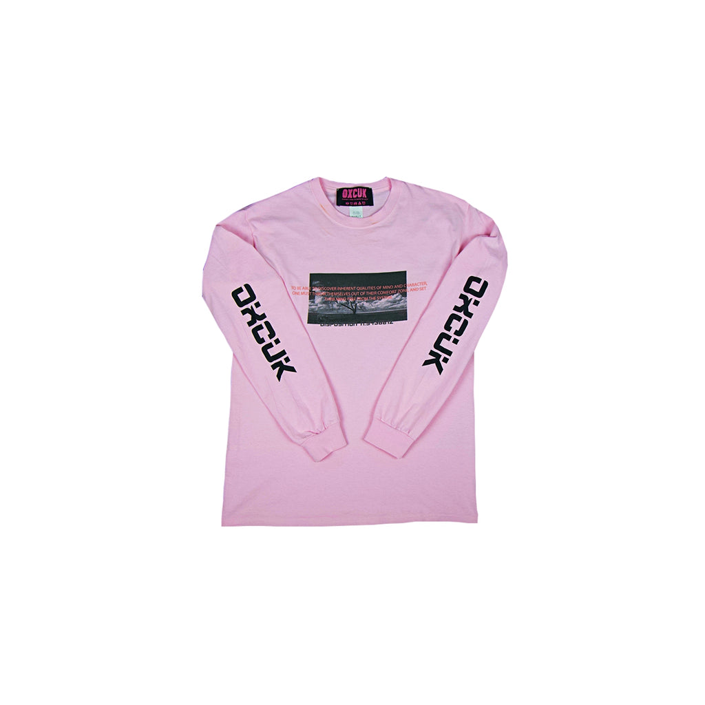 SYSTEM LONG SLEEVE - PINK