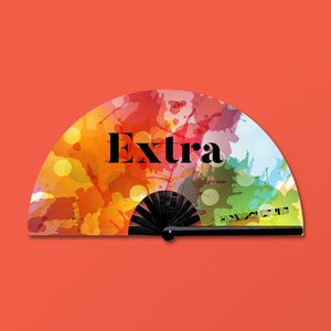 Extra Fan - Limited Edition