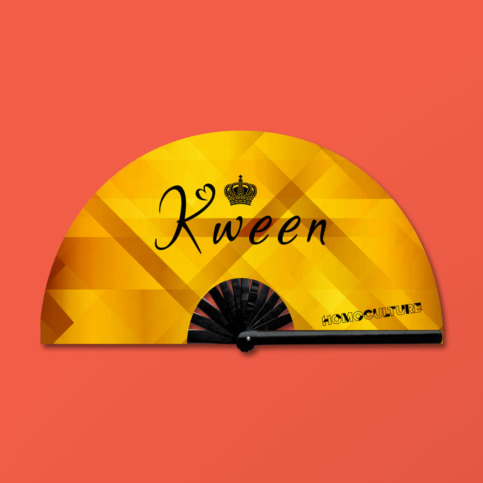 Kween Fan - Limited Edition