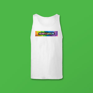 Signature Collection HomoCulture White Tank Top