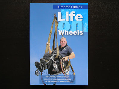 Graeme Sinclair - Life On Wheels