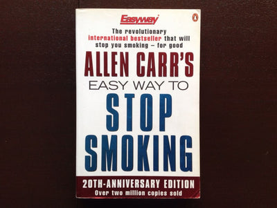Allen Carr - Easy Way To Stop Smoking Non-Fiction