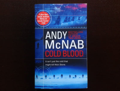 Andy Mcnab - Cold Blood Fiction