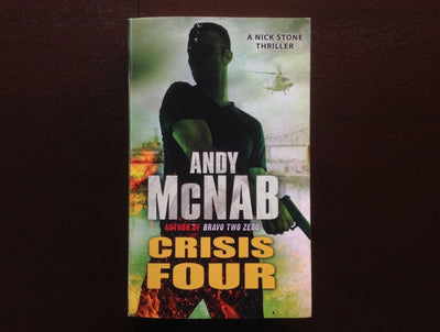 Andy Mcnab - Crisis Four Fiction