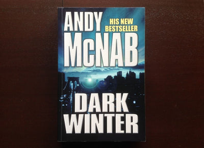 Andy Mcnab - Dark Winter Fiction