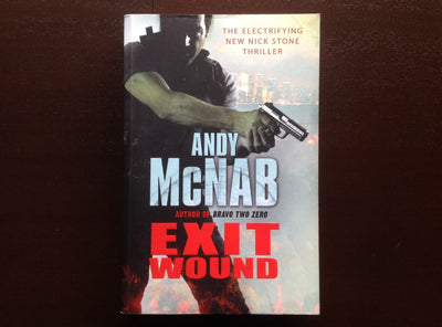Andy Mcnab - Exit Wound Fiction