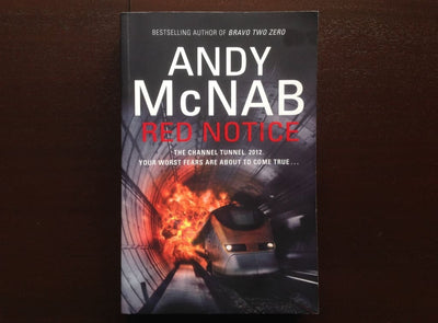 Andy Mcnab - Red Notice Fiction