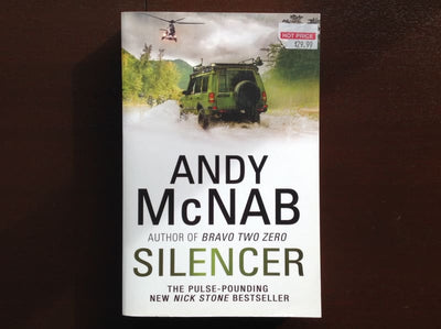 Andy McNab - Silencer Fiction