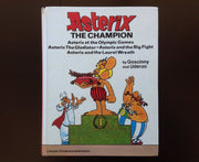 Asterix The Champion: 4N1 - Goscinny & Uderzo Fiction