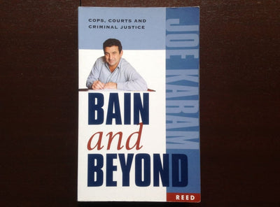Bain And Beyond - Joe Karam Non-Fiction
