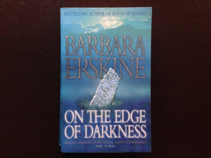 Barbara Erskine - On The Edge Of Darkness Fiction
