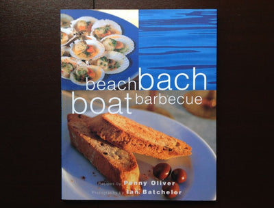 Beach Bach Boat Barbecue - Penny Oliver Fiction