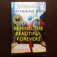 Behind The Beautiful Forevers - Katherine Boo Non-Fiction