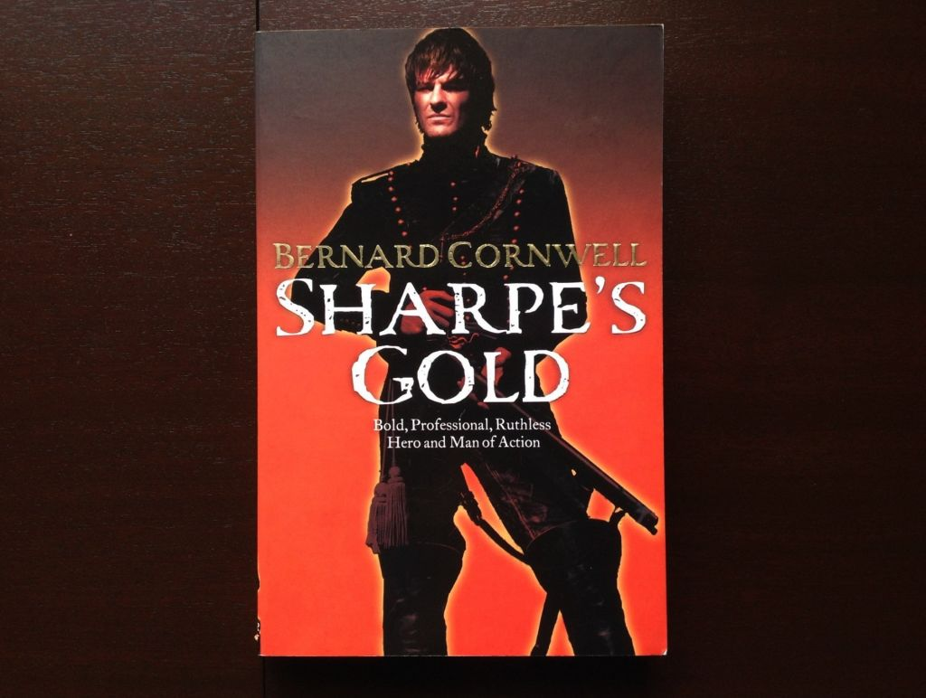 Bernard Cornwell - Sharpes Gold Fiction