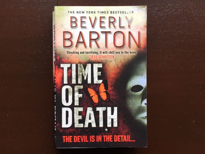 Beverly Barton - Time Of Death Fiction