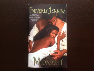 Beverly Jenkins - Midnight Fiction