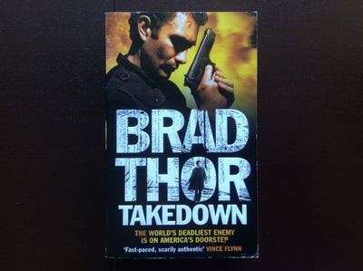 Brad Thor - Takedown Fiction
