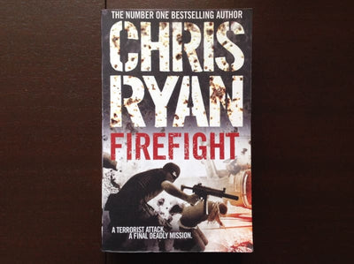 Chris Ryan - Firefight Fiction