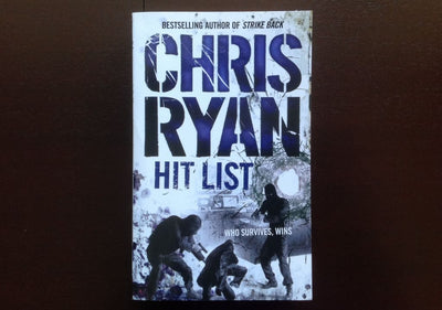 Chris Ryan - Hit List Fiction