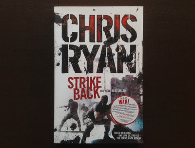 Chris Ryan - Strike Back Fiction