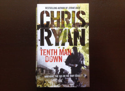 Chris Ryan - Tenth Man Down Fiction