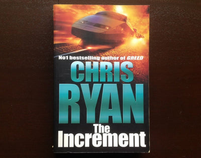Chris Ryan - The Increment Fiction