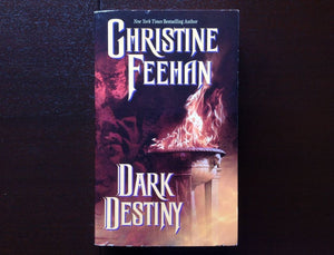 Christine Feehan - Dark Destiny Fiction