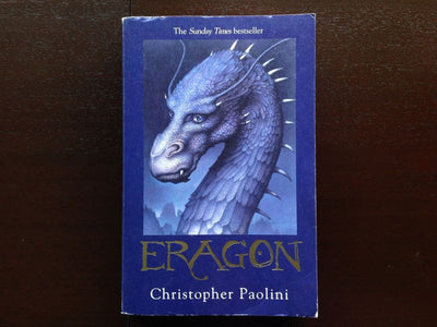 Christopher Paolini - Eragon Fiction