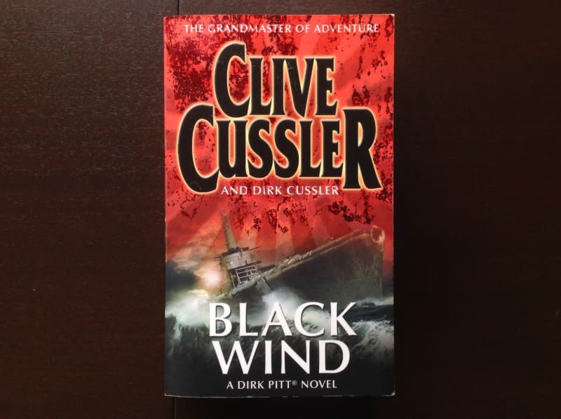 Clive Cussler - Black Wind Small Fiction