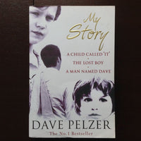 Dave Pelzer - My Story: A Child Called It The Lost Boy Man Named Non-Fiction