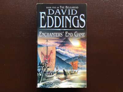 David Eddings - Enchanters End Game Fiction