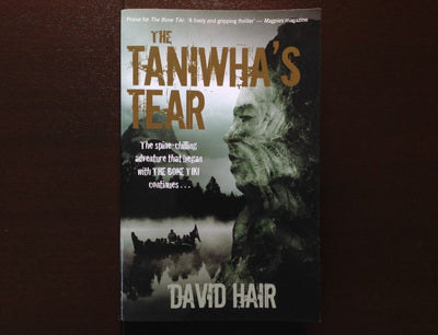 David Hair - The Taniwhas Tear Fiction